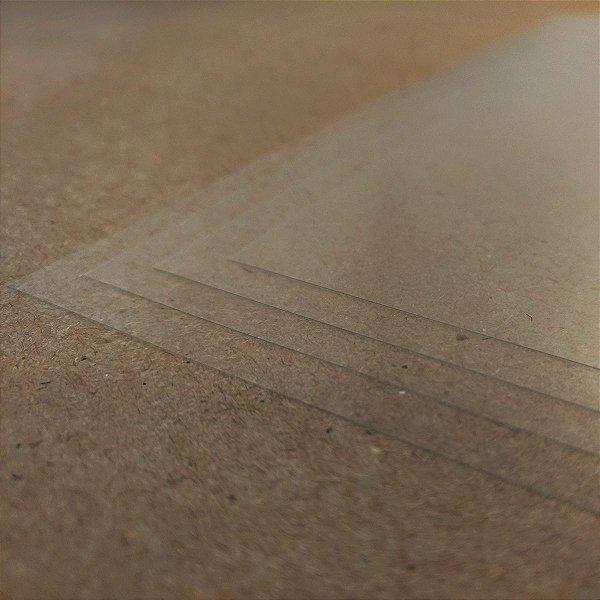 Poliéster Transparente - 100 Micra - Laser - Alto Desempenho - A4 - 210x297mm