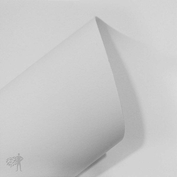 Vinil Adesivo Branco Fosco - Jato de Tinta - A3 - 297x420mm