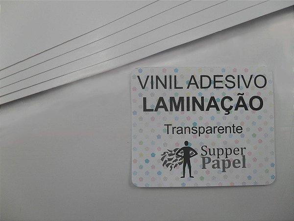 Vinil Adesivo para Laminação - A4 - 210x297mm