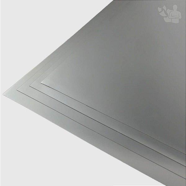 BOPP Adesivo Metalizado - Laser - Alto Desempenho - A3 - 297x420mm