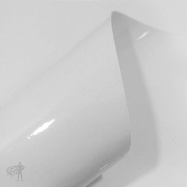 Vinil Adesivo Transparente - Jato de Tinta - Importado - A4 - 210x297mm
