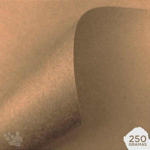 Papel Kraft - 250g - A4 - 210x297mm