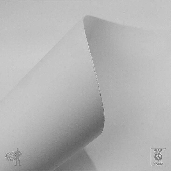 Polietileno (PE) Adesivo Branco Fosco - Laser - SRA3 - 320x450mm