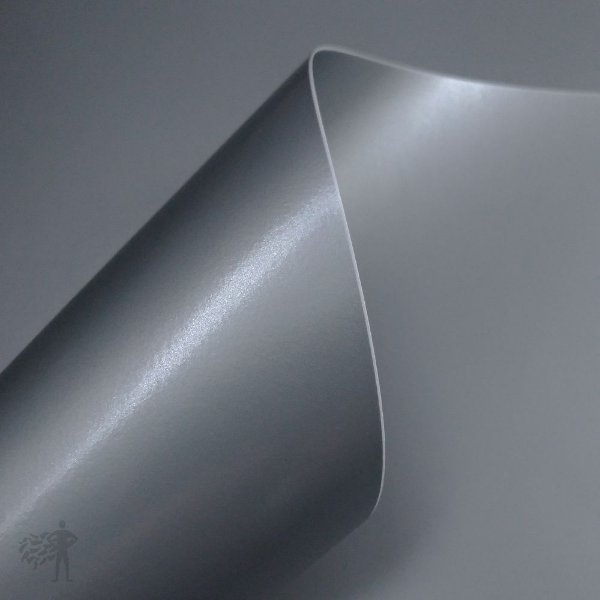 Vinil Adesivo - Recorte - 200x300mm - 10 Folhas - Prata