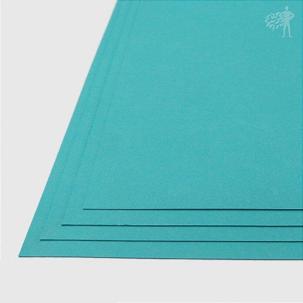 Papel Color Plus - Aruba - Tiffany - 240g - A3 - 297x420mm