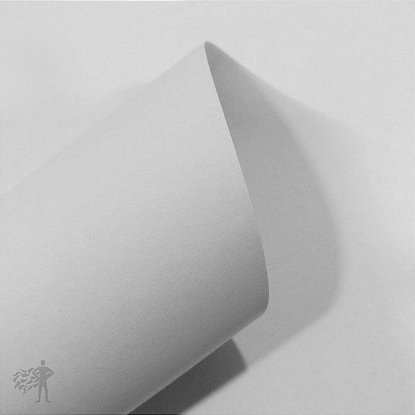Papel Adesivo Branco Fosco - A4 - 210x297mm