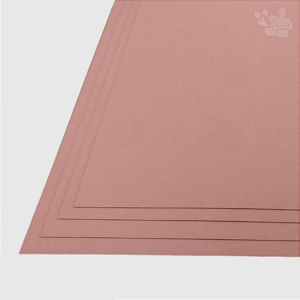 Papel Color Plus - Fidji - Rosé - 180g - A3 - 297x420mm