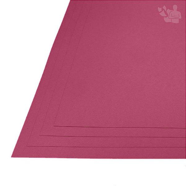 Papel Color Plus - Cancún - Pink - 180g - A3 - 297x420mm