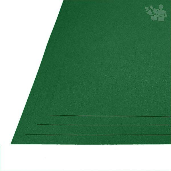 Papel Color Plus - Brasil - Verde Bandeira - 180g - A3 - 297x420mm