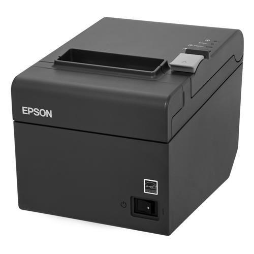 Impressora Térmica Epson TM-T20, USB, com Guilhotina, ideal para impressão de NFCe