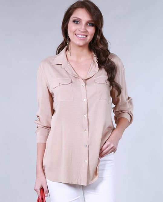 Camisa Color Basic