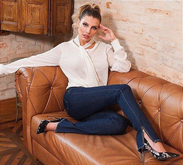 Calça Skinny Micaela