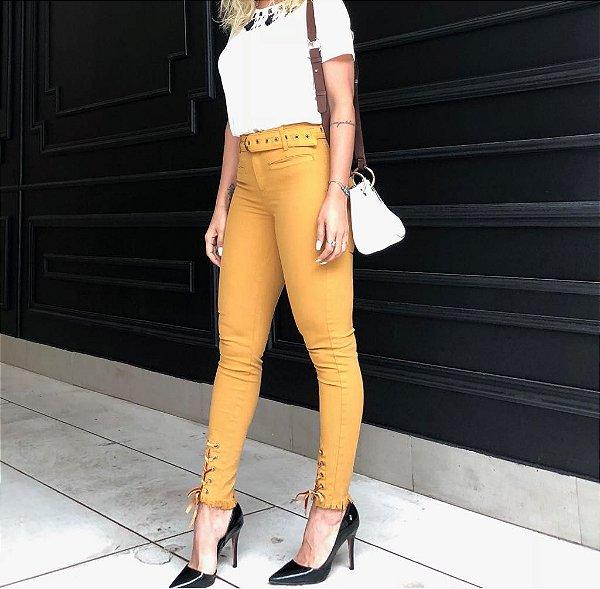 Calça Skinny Color Carla