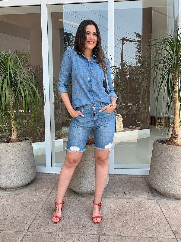 Bermuda Jeans Amanda