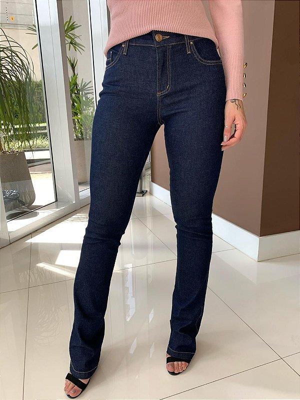 Calça Jeans Reta Tamires