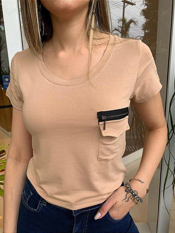 T-shirt Kiara Nude