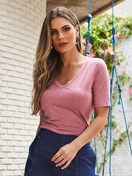 T-shirt Karina Rosa
