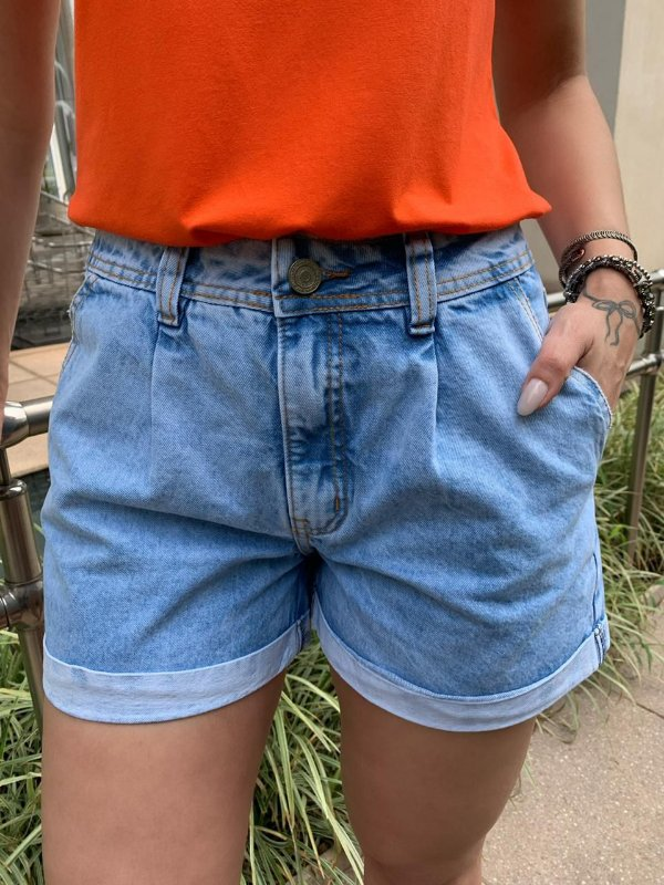 Shorts Jeans Patrícia