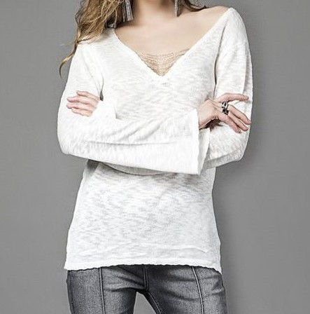 Blusa Tricot Flame - Absolutti 6236
