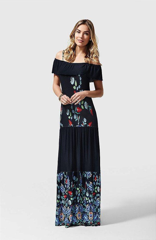 Vestido Floral Anne