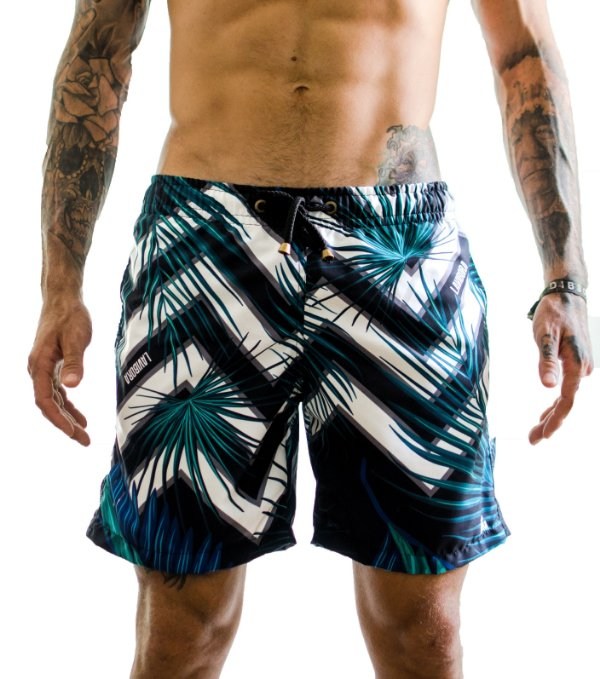 09aafbcf6ca4 Shorts praia ZigZag - LaVíbora Loja Online - Vestuário Masculino