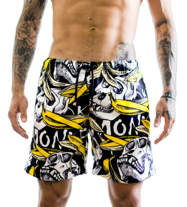 7a4952f90581 Shorts estampado - LaVíbora Loja Online - Vestuário Masculino