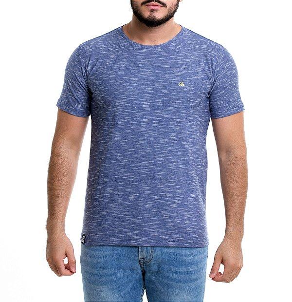 Camiseta Mescla - Yellow Snake