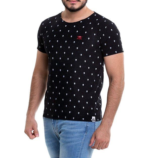 Camiseta Poa - Skullz