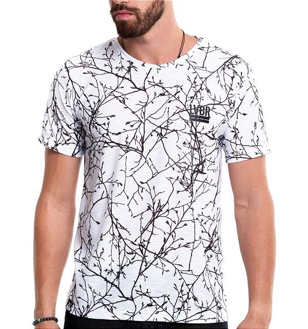 6a9b6f09c8bf7 Camiseta Estampada - LaVíbora - LaVíbora Loja Online - Vestuário ...