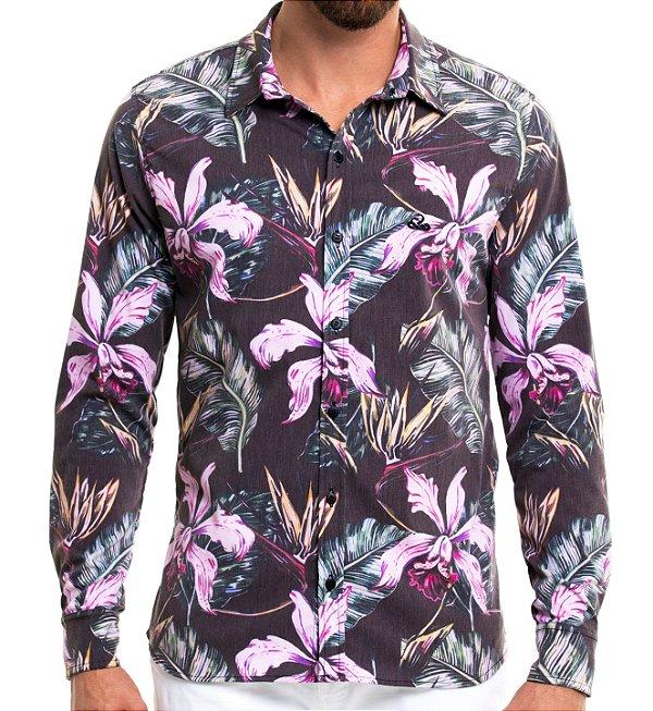 Camisa Manga Longa - Spring