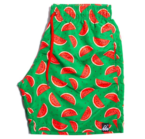 Summer Shorts - Watermelon