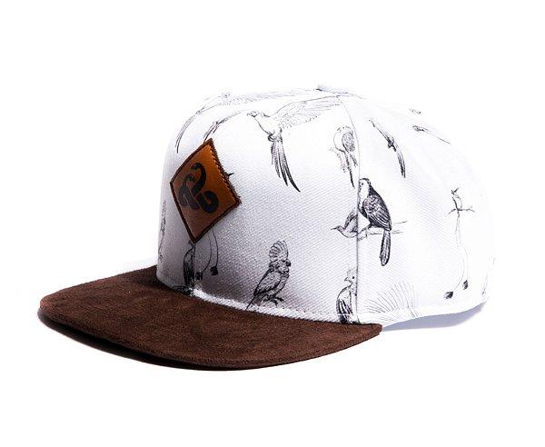433e5f23cb2dd Boné Aba Reta - Birds - LaVíbora Loja Online - Vestuário Masculino