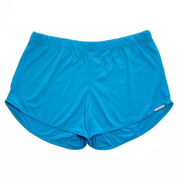 Shorts Feminino - Blue