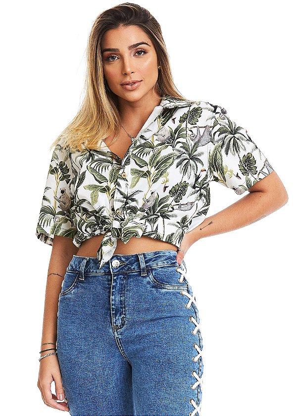 Summer Shirt - Jungle