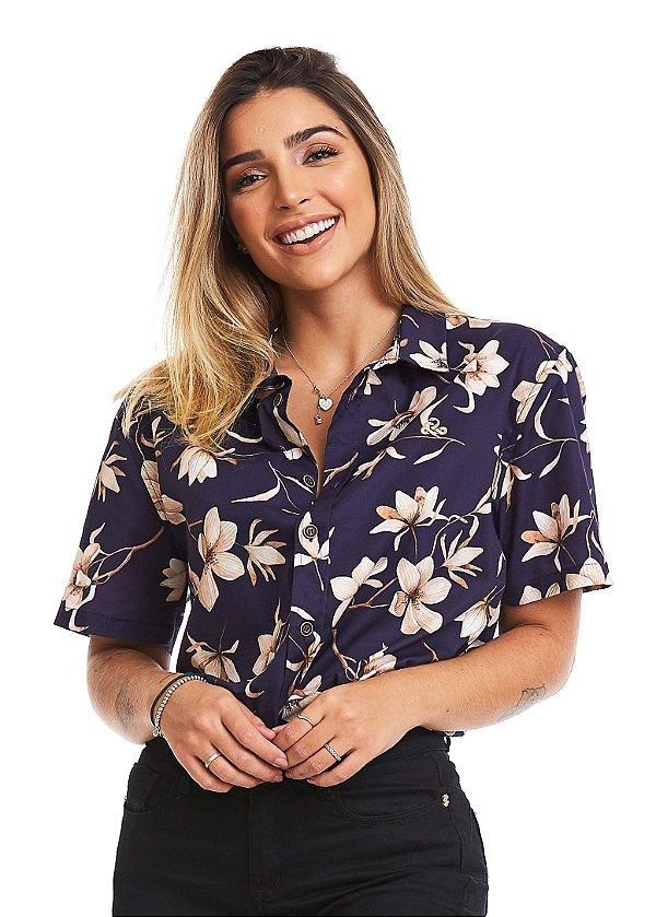 Summer Shirt - Sapphire