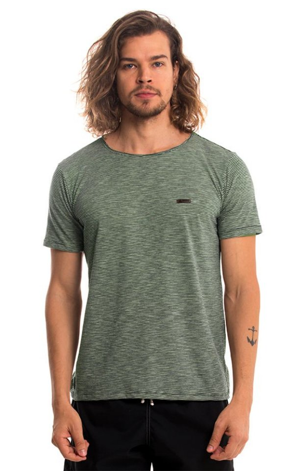 Camiseta Básica Algodão 30.1 LaVíbora - Lemonade