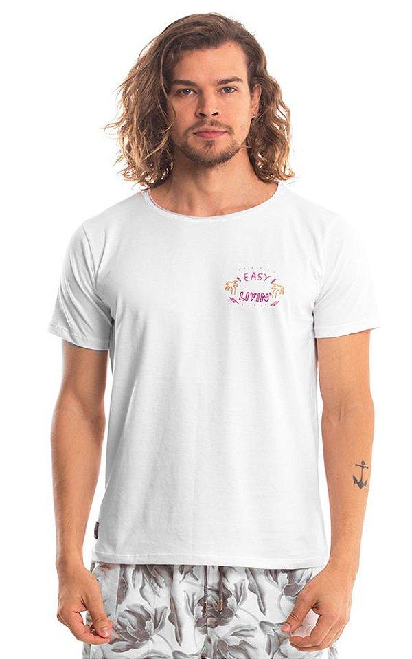 Camiseta Estampada Algodão 30.1 LaVíbora - Easy Livin