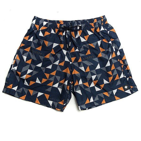 Shorts Praia Masculino Estampado LaVíbora - New Geometric