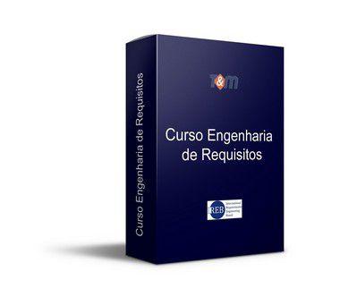 Curso Engenharia de Requisitos Preparatório para Exame de Certificação CPRE-FL + Exame  (estudantes c/ doc) - apenas São Paulo, TURMA EM FORMAÇÃO