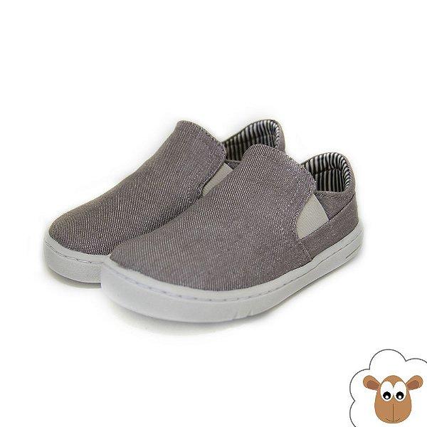 Tênis Iate - Sheep Shoes - Chumbo - Kids
