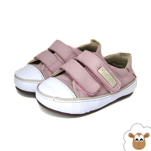 Tênis - Gambo - Rosa - Velcro