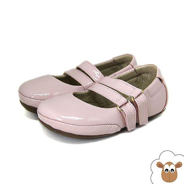 Sapatilha - Gambo - Rosa - Velcro