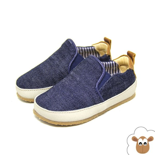 Tênis Infantil Iate Sheep Shoes Jeans Dark