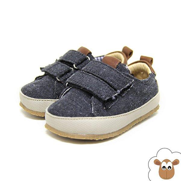 Tênis Infantil Sheep Shoes Preto Velcro