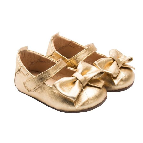 Sapatilha infantil Sheep Shoes by Gambo Ouro