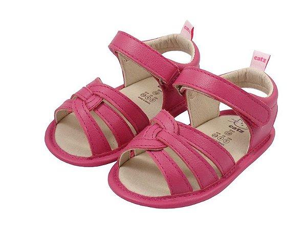 Sandália Infantil Catz Cloe Pink