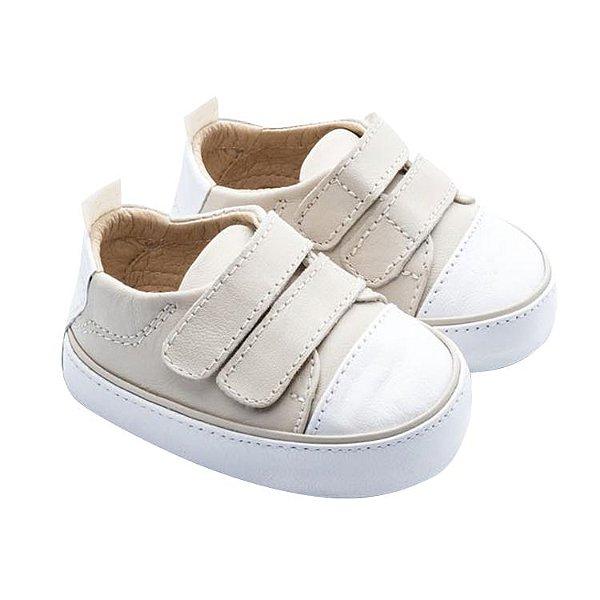 Tênis Infantil Sheep Shoes by Gambo Off White Newborn