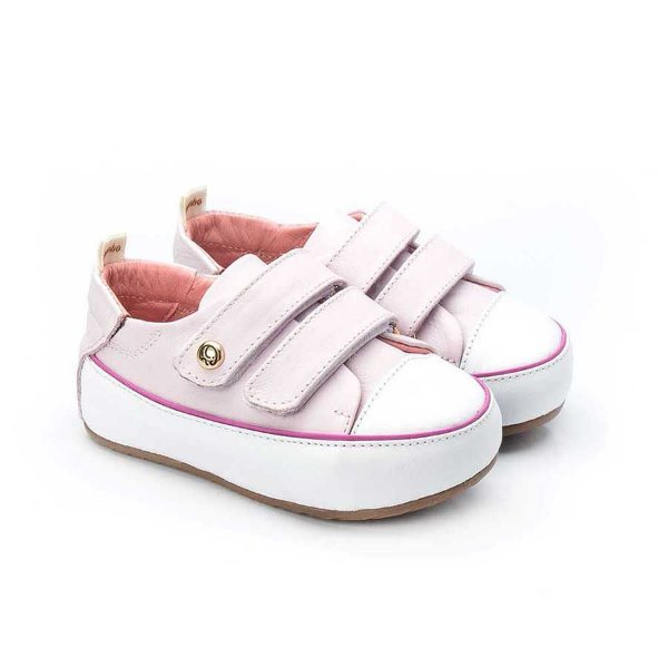 Tênis infantil Sheep Shoes by Gambo Hortência e Primavera Velcros