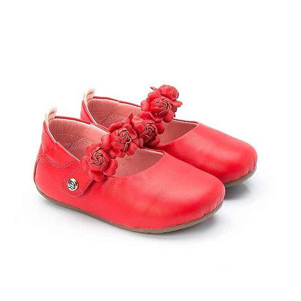 Sapatilha infantil Sheep Shoes by Gambo Vermelho