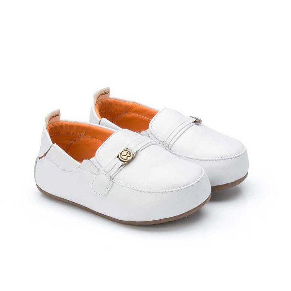 592722e98f Mocassim infantil - Sheep Shoes by Gambo - Branco - Sheep Shoes ...